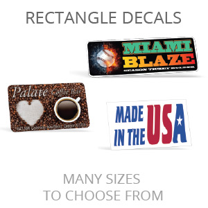 Rectangle Decals