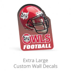 Extra Large Custom Wall Decals